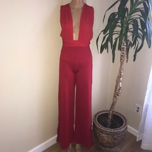 NWOT Fashion Nova Jumpsuit